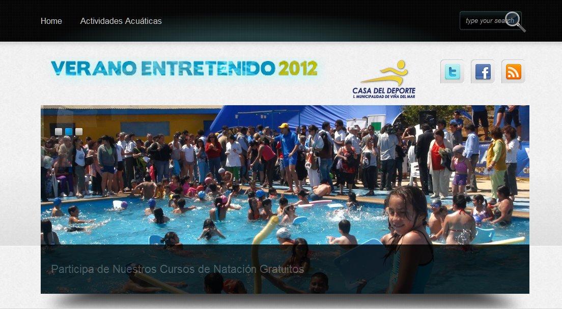 Verano Entretenido 2012