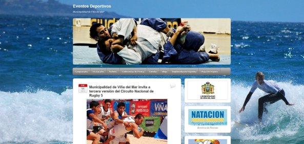 Nuevo Blog-Eventos Deportivos